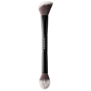 Sephora: SEPHORA COLLECTION : Shape & Highlight Brush N°204 : face-brushes-makeup-brushes-applicators-makeup