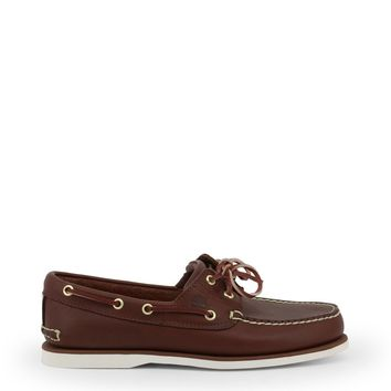 Timberland Classicboat Men Brown Moccasins
