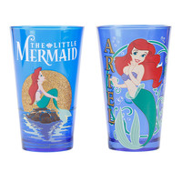 Disney The Little Mermaid Ariel Pint Glasses Set