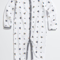Infant Boy's Ralph Lauren Print Footie
