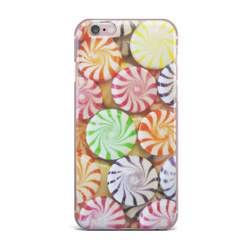 """Libertad Leal """"I Want Candy"""" iPhone Case"""
