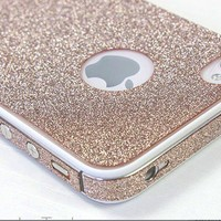 Sand Colour Shiny Rhinestone Full .. on Luulla