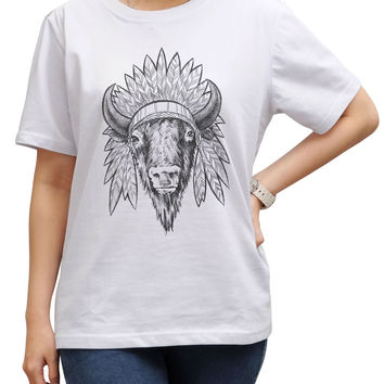 Women Remove from parent Graphic Print Short Sleeves T-shirt WTS_17