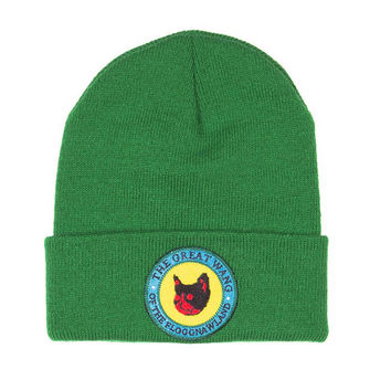 d4cdd30921 FLOG GNAW BEANIE GREEN – Odd Future from Odd Future