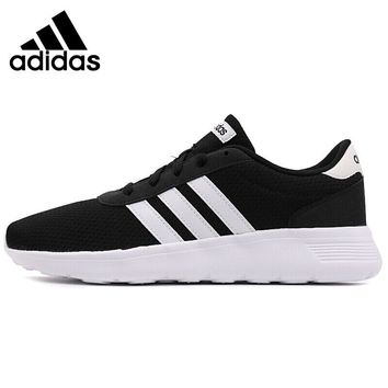 Original New Arrival 2018 Adidas NEO Label Lite Racer Unisex Skateboard Shoes Sneakers Breathable Comfortable Stability