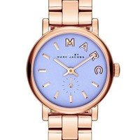 MARC BY MARC JACOBS 'Small Baker' Bracelet Watch, 28mm