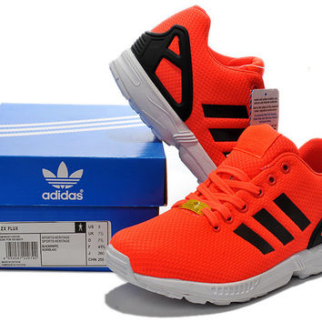 Adidas ZX Flux (Bright Orange/Black) - ZXF012