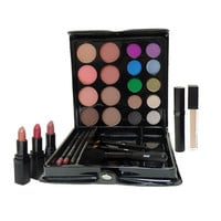 Cool Hues Pressed Mineral Color Makeup Kit