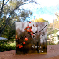 Thank You Cards Bulk Set of 100 Mini Customer Appreciation Cards