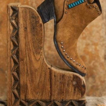 Double D Ranch Gobi Nomad Boots by Old Gringo