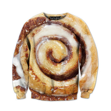 Cinnamon Roll Sweatshirt