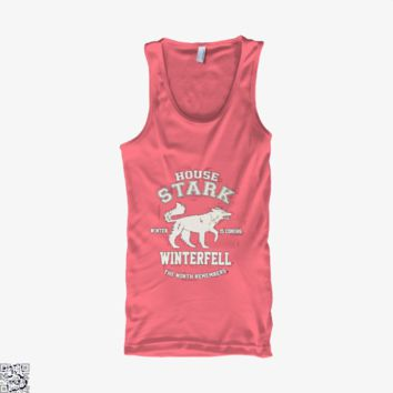 House Stark Game Of Thrones, Game of Thrones Tank Top
