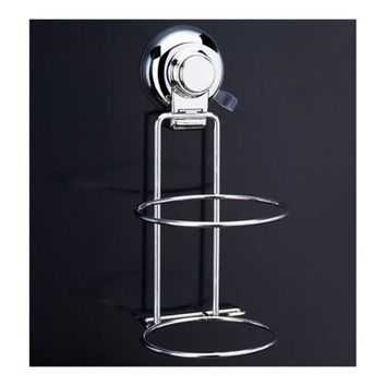 Hair Dryer Holders Rack Holder Bath Hanger Vacuum Compression Suction Cup