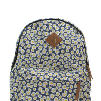 Daisy Dream Printed Backpack