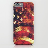 Old Glory iPhone & iPod Case by Timothy Davis