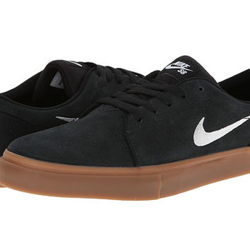 Nike SB Satire Black/Gum Medium Brown/White - Zappos.com Free Shipping BOTH Ways