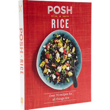 Posh Rice - Books & Stationery - Hobbies & Leisure - Home - TK Maxx