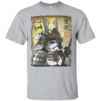 Star Wars Samurai Stormtrooper Mens Graphic T Shirt-01 G200 Gildan Ultra Cotton T-Shirt