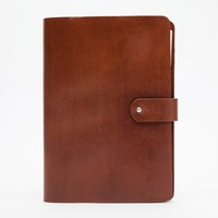 BILLYKIRK / Journal with Sketchbook in Tan