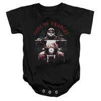 Sons Of Anarchy Ride On Baby Onesuit