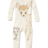 babyGap | Disney Baby Bambi organic sleep one-piece | Gap