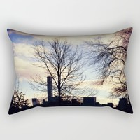 Central Park Rectangular Pillow by Haroulita | Society6