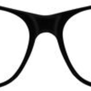 Fletcher Eyeglasses in Black Matte Eclipse for Men | Warby Parker