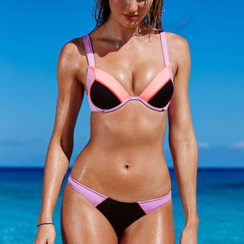 The Neoprene Fabulous Top - Victoria's Secret Swim - Victoria's Secret