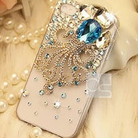 Bling iPhone 4 Case for iPhone 4S Case iPhone 5 Case iPhone 5S Case iPhone 5C Case iPhone 3G Case iPhone 3 Case iPhone 3S Case Cover Octopus