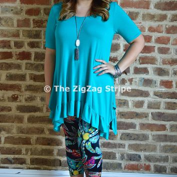 Jade Bevie Tunic
