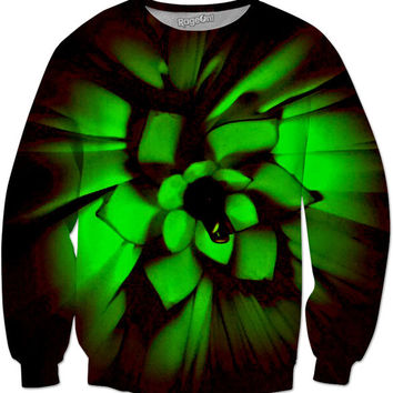 Psychedelic Petals Sweater