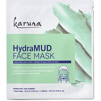 Online Only HydraMUD Face Mask Green Mud Sheet Mask