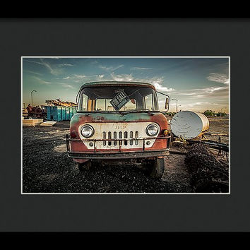 It's A Jeep Thing - Framed Print