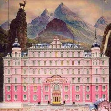 The Grand Budapest Hotel (The Opus Screenplay Series)