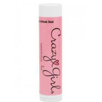 Crazy Girl Wanna Be Kissed  Flavored Lip Balm - Pink  Cupcake