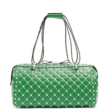 Free Rockstud Spike quilted-leather bag   Valentino   MATCHESFASHION.COM US