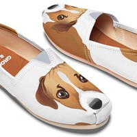 Real Jack Russel Terrier Casual Shoes