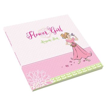 Flower Girl Keepsake Book