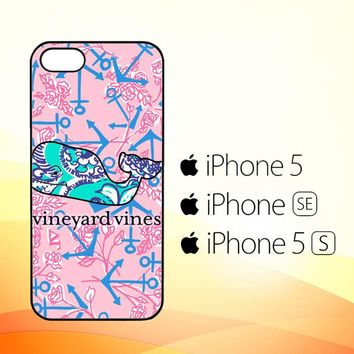 Lilly Pulitzer Vineyard Vines E1375  iPhone 5|5S|SE Case