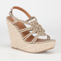 MIA Lovenot Womens Shoes 222894422 | Heels & Wedges | Tillys.com