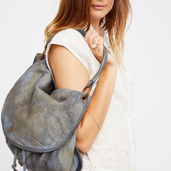 Free People Messina Distressed Satchel