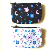 Cat Space Pouch (Small)