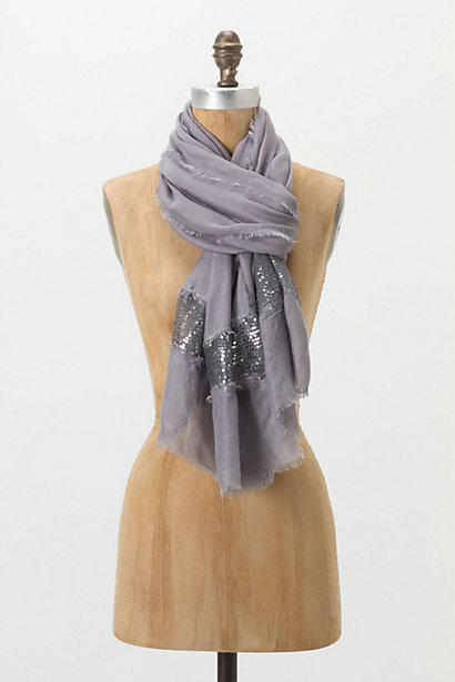 Tipped Twinkles Scarf