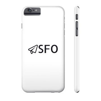SFO Phone Case