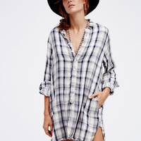 Free People Checking In Tunic