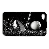 Nike Golfing Golf Club Ball Case Cover iPod iPhone New Black Cool Cute