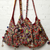 Gypsy 05 Lohri Embroidered Tote at Free People Clothing Boutique