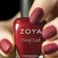 Zoya Nail polish PIXIEDUST collection Chyna ZP 657 Special texture 2013