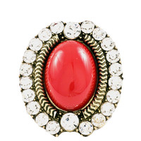 Wanderer Ring in Red