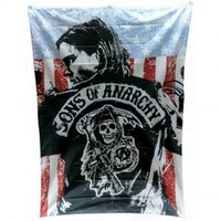 Sons of Anarchy Jax Banner Flag